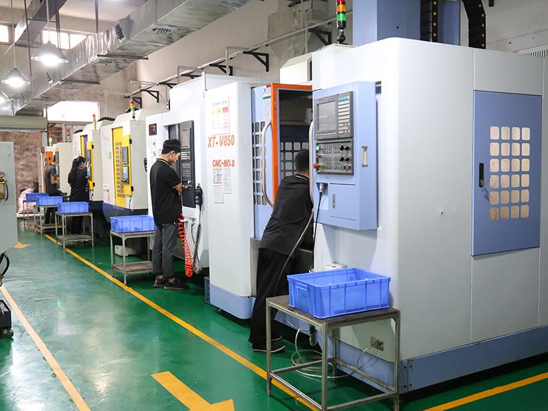 CNC加工区